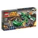 レゴ (LEGO) スター・ウォーズ フラッシュ・スピーダー 75091【北海道・沖縄・離島以外 送料無料】