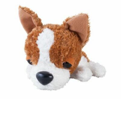 THE DOG ぬいぐるみ S チワワ レッド&ホワイト【北海道・沖縄・離島以外 送料無料】
