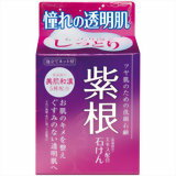 紫根エキス配合洗顔石けん80g4902895012716【取寄商品】
