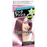 ビューティーン メイクアップカラー ピンクアッシュ 1セット4987205312137 【取寄商品】