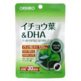 オリヒロ イチョウ葉&DHA 60粒 4571157251332 【取寄商品】