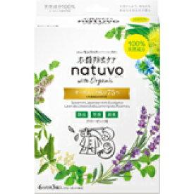 衣類防虫ケア natuvo(ナチューヴォ) クローゼット用 3個入4901080577115 【取寄商品】