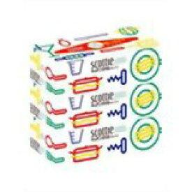 スコッティ キッチンタオルボックス 75組× 3箱パック 4901750323202 【取寄商品】