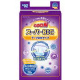 グーン スーパーBIG テープ 28枚入 4902011745009 【取寄商品】