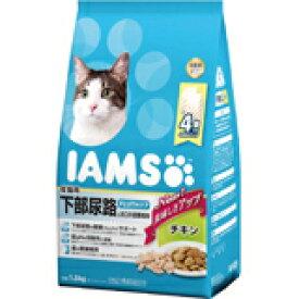 アイムス 成猫用 下部尿路とお口の健康維持 チキン 1.5kg 4902397841876 【取寄商品】 【3980円以上送料無料(沖縄・離島・海外除く)】