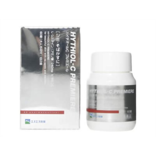 【第3類医薬品】】ハイチオールCプルミエール60錠 【取寄商品】 4987300052624