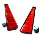 ノア 80系 ヴォクシー 80 Si ZS LED リフレクター 選べる2色 テールランプ バックランプ リア カスタム パーツ