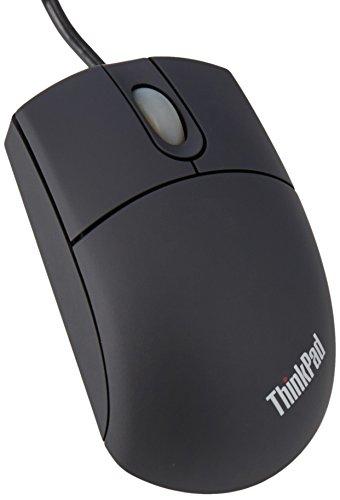 【新品】 Lenovo ThinkPlus オプティカル・ホイール・マウス(ミニ)II [31P7410]