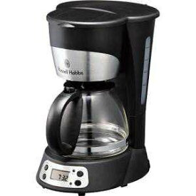 【新品】 ラッセルホブス コーヒーメーカー 5カップ 7610JP