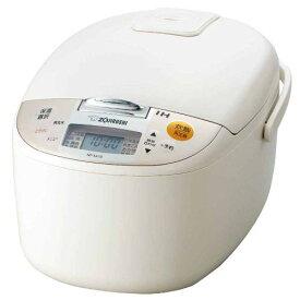 【新品】 象印 炊飯器 IH式 1升 ライトベージュ NP-XA18-CL