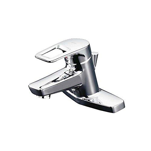 【新品】 TOTO 洗面用水栓 シングル混合水栓 凍結防止水抜き仕様 TLHG30ERZ
