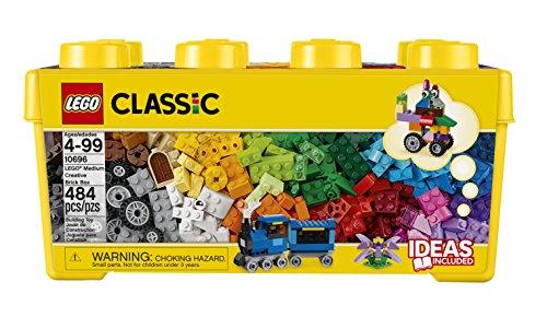 【新品】 LEGO Classic Medium Creative Brick Box