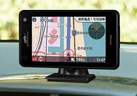 【新品】 ユピテル レーダー探知機 誤警報自動カット フルマップ GPS一体型 A110