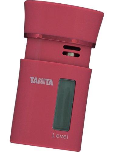 【新品】 タニタ ブレスチェッカーミニ HC-212M-PK(ピンク)
