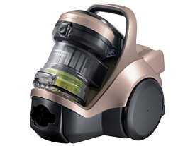【新品】 日立 サイクロン式クリーナー(自走パワーブラシ) シャンパンゴールド【掃除機】HITACHI パワーブーストサイクロン CV-SD300-N
