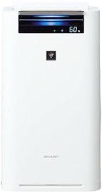 【新品】 シャープ 加湿空気清浄機 プラズマクラスター25000搭載 スリムボディタイプ ~13畳 ホワイト KI-GS50-W