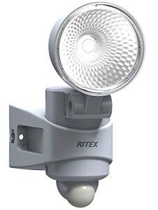 ライテックス 7W×1灯 LEDセンサーライト LED-AC307