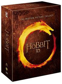 【新品】 ホビット トリロジーBOX 3D&2Dブルーレイセット(12枚組/デジタルコピー付) [Blu-ray]