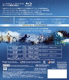 【新品】 スター・ウォーズ オリジナル・トリロジー ブルーレイコレクション(3枚組) [Blu-ray]