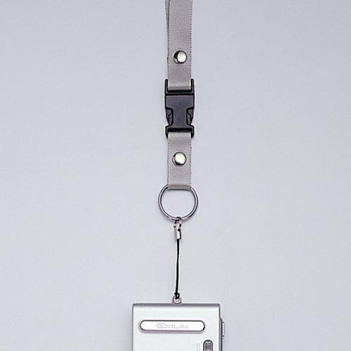 【新品】 LOAS ネックストラップ コンパクト用L ネイビー DCA-031NB