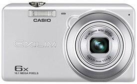 【新品】 CASIO デジタルカメラ EXILIM EX-ZS29SR 広角26mm 光学6倍ズーム プレミアムオート 1610万画素 シルバー
