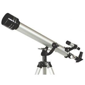 【新品】 MIZAR-TEC 天体望遠鏡 屈折式 口径60mm 焦点距離700mm 上下微動装置付きマウント ST-700