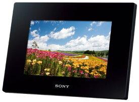 【新品】 ソニー SONY デジタルフォトフレーム S-Frame D720 7.0型 内蔵メモリー2GB ブラック DPF-D720/B