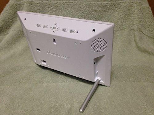 【新品】PioneerHAPPYFRAMEデジタルフォトフレーム7型ホワイトHF-T730-W