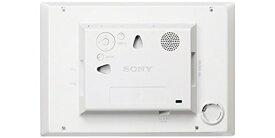 【新品】 ソニー SONY デジタルフォトフレーム S-Frame HD800 8.0型 内蔵メモリー2GB ホワイト DPF-HD800/W