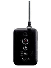 【新品】 Panasonic ウェアラブルカメラ ブラック HX-A100-K