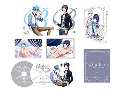 【新品】 B-PROJECT~鼓動*アンビシャス~ 1(スペシャルライブイベント チケット優先販売申込券付)(完全生産限定版) [DVD]
