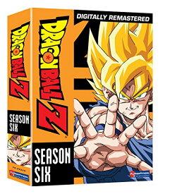 【新品】 Dragon Ball Z: Season Six [DVD] [Import]