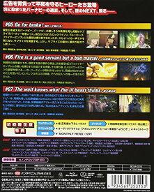 【新品】 TIGER&BUNNY(タイガー&バニー) 3 (初回限定版) [Blu-ray]