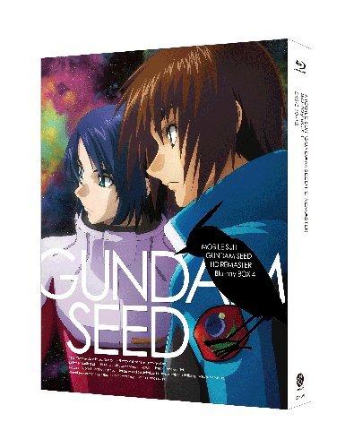 【新品】 機動戦士ガンダム SEED HDリマスター Blu-ray BOX [MOBILE SUIT GUNDAM SEED HD REMASTER BOX] 4 (初回限定版)(最終巻)