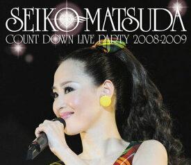 【新品】 SEIKO MATSUDA COUNT DOWN LIVE PARTY 2008-2009 [Blu-ray]