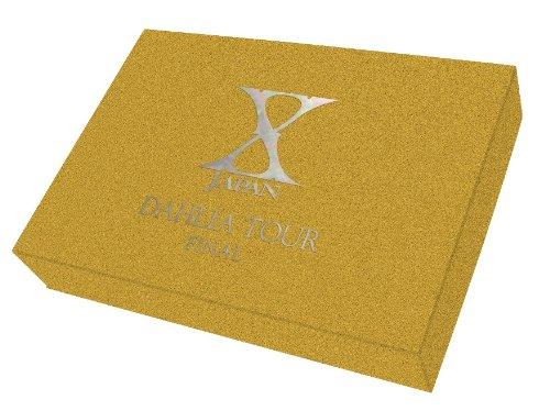 【新品】 X JAPAN DAHLIA TOUR FINAL完全版 初回限定コレクターズBOX [DVD]