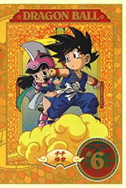 【中古】DRAGON BALL #6 [DVD]