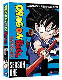 【中古】Dragon Ball: Season 1 [DVD] [Import]
