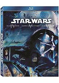 【中古】スター・ウォーズ オリジナル・トリロジー ブルーレイコレクション(3枚組) [Blu-ray]