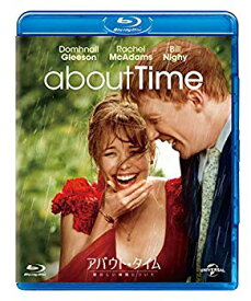 【中古】アバウト・タイム~愛おしい時間について~ [Blu-ray]