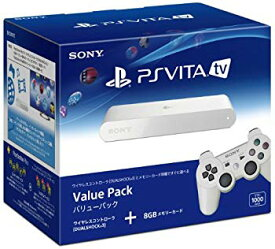 【中古】PlayStation Vita TV Value Pack (VTE-1000AA01) 【メーカー生産終了】
