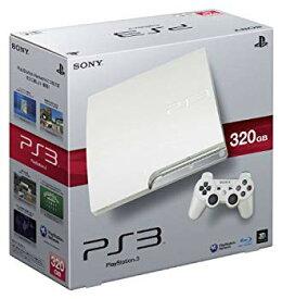 【中古】PlayStation 3 (320GB) クラシック・ホワイト (CECH-2500BLW)【メーカー生産終了】