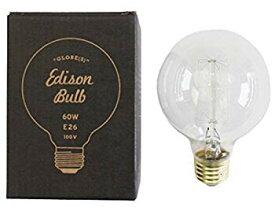 """【中古】エジソン バルブ EDISON BULB [ Globe""""S"""" 60W ]"""