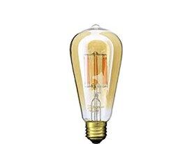 【中古】ビートソニック LED電球 《Siphon》 エジソン形 30W相当 全光束400lm 暖系電球色 E26口金 調光器対応 LDF30A