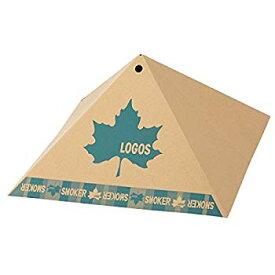 【中古】ロゴス スモーカー LOGOSの森林 ピラミッド・スモークカバー 81066030