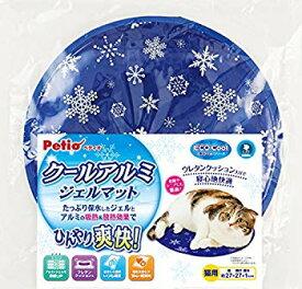 【中古】ペティオ (Petio) クールアルミジェルマット 猫用
