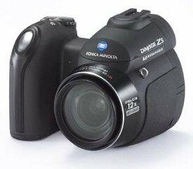 【中古】Konica Minolta DiMAGE Z5 (500万画素/光学x12/ブラック) DG-Z5K