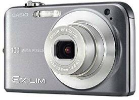 【中古】CASIO デジタルカメラ EXILIM (エクシリム) ZOOM グレー EX-Z1080GY