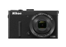 【中古】Nikon デジタルカメラ P340 開放F値1.8 1200万画素 ブラック P340BK