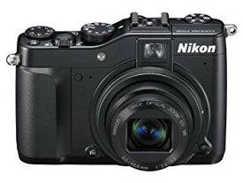 【中古】Nikon デジタルカメラ COOLPIX P7000 ブラック 1010万画素 光学7.1倍ズーム 広角28mm 3.0型液晶 1/1.7型CCD